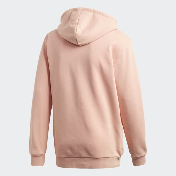 adidas Trefoil Warm-Up Hoodie - Pink   adidas Ireland 2180e598d9