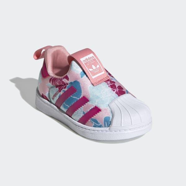 adidas Superstar 360 Shoes - Pink