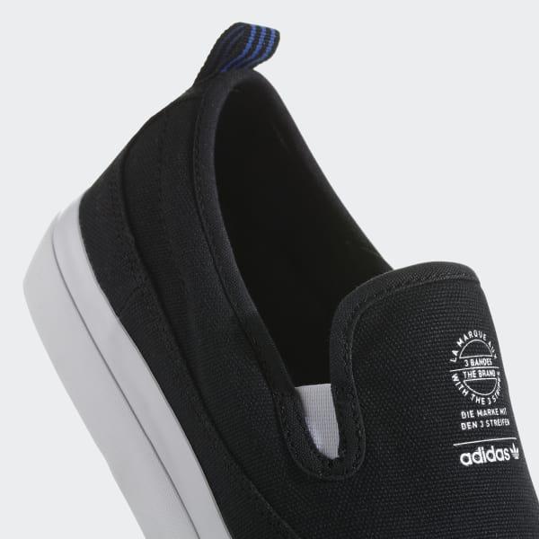 fd67cbbdd7 Tênis Matchcourt Slip-on - Preto adidas