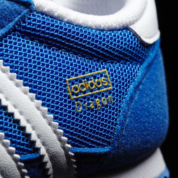 c7af232f172 Tênis Dragon CF Infantil - Azul adidas