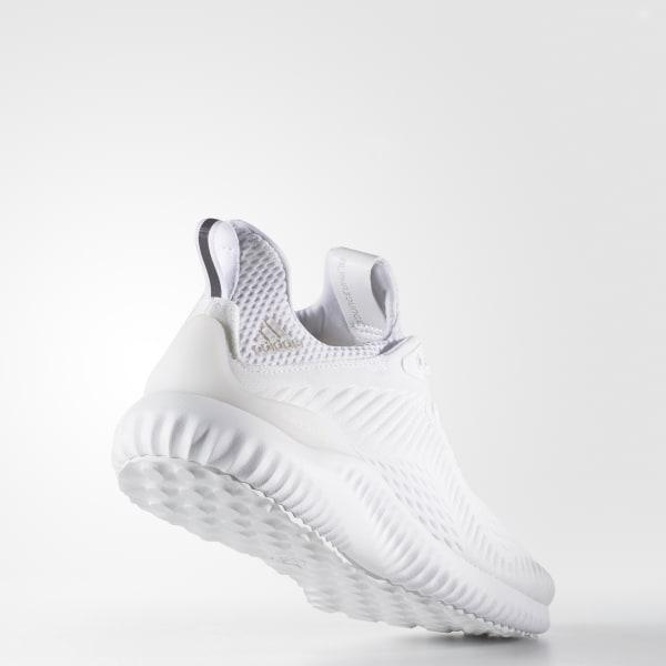 32a3b6f4371e9 adidas Alphabounce EM Shoes - White