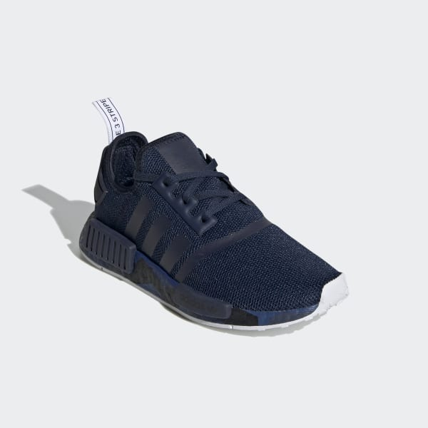 Kids NMD R1 Navy Blue Shoes   adidas US