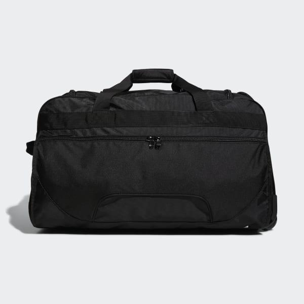 a5cf1d635926 adidas Wheeled Team Bag - Black