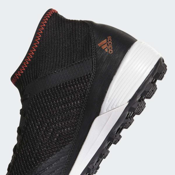 adidas Botines de fútbol Predator Tango 18.3 Césped Artificial - Negro  63093c3cf542d