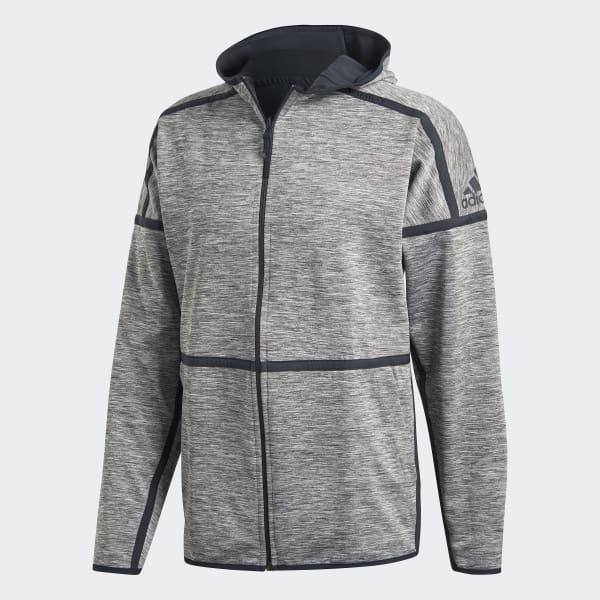 Sabor tinción Disciplina  adidas Z.N.E. Reversible Hoodie - Grey | adidas Turkey