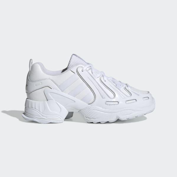 Zapatillas EQT Gazelle blancas y negras para mujer | adidas ...