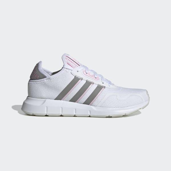 Adidas Swift Run X Shoes White Adidas Us