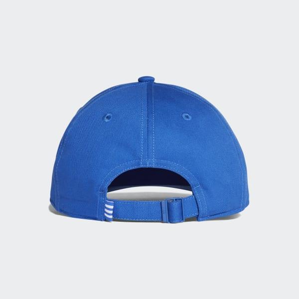 Boné Trefoil Classic - Azul adidas  3c61cf213a6