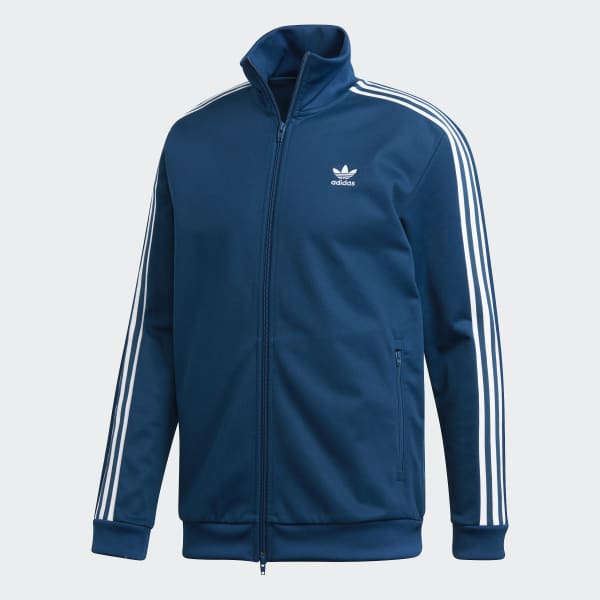 f75b9bce291 Chaqueta BB - Azul adidas
