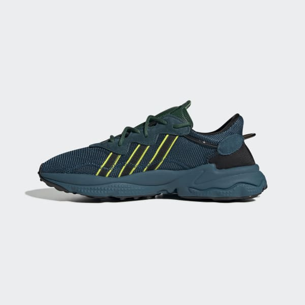 adidas ozweego bleu