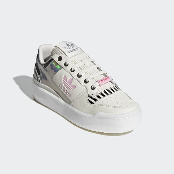 Adidas Forum Bold Shoes Bialy Adidas Poland