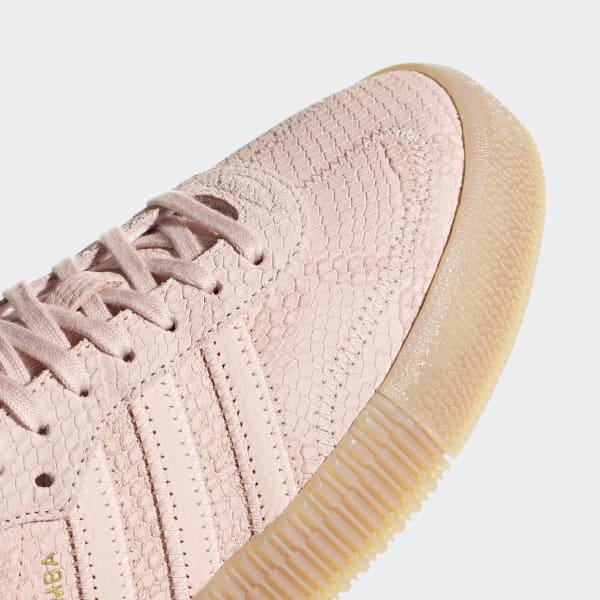 adidas scarpe rosa donna samba