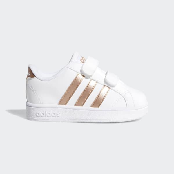 adidas Baseline Shoes - White   adidas US