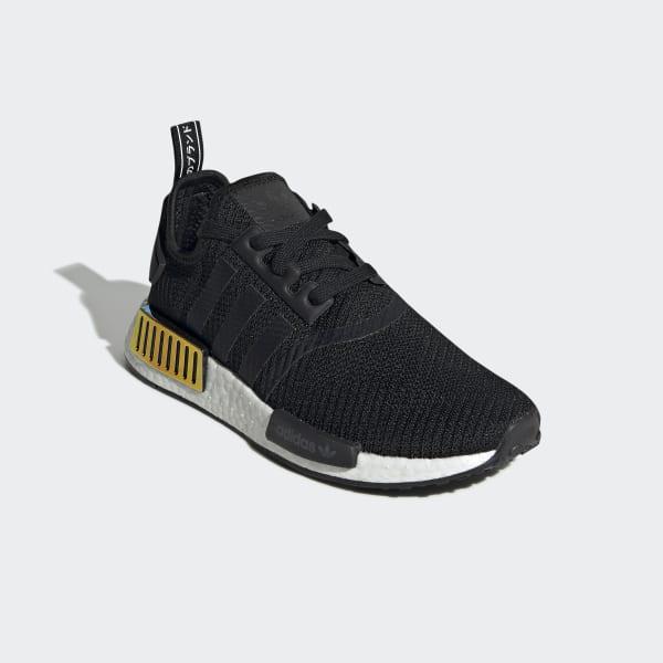 nmd_r1 shoes core black