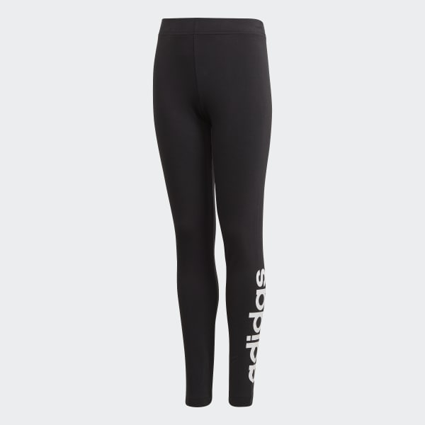 2991630d5eeb7 adidas Essentials Linear Tight - Black | adidas Australia
