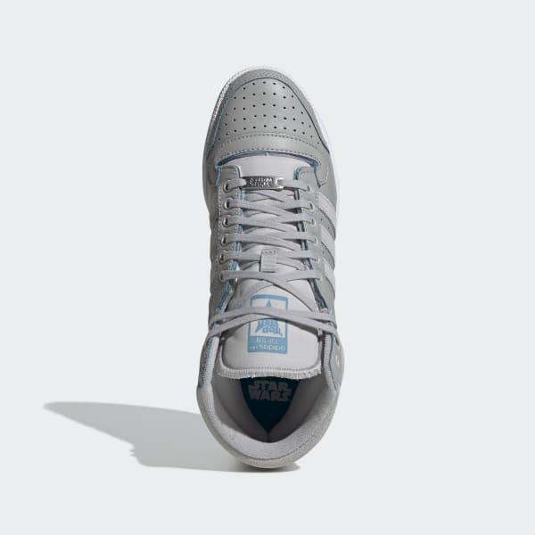 NEW! adidas Originals TOP TEN HI Star Wars FV8031 OBI WAN