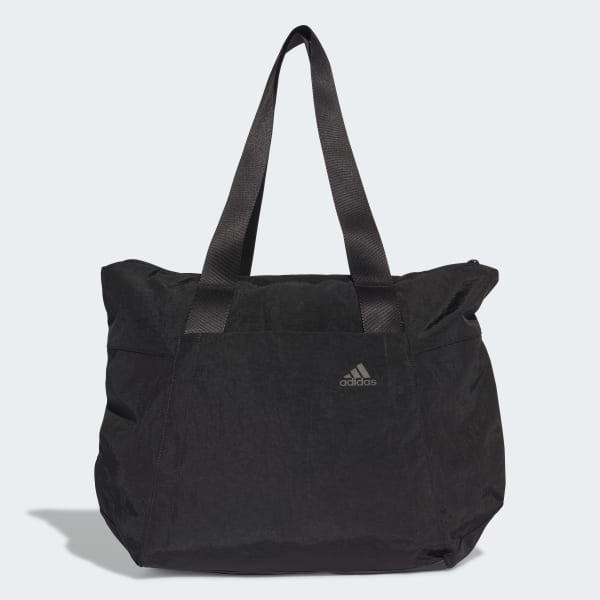 Días laborables Caso Wardian verbo  adidas Tote Bag - Black | adidas US