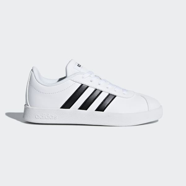 adidas court white