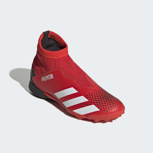 adidas Predator 20.3 Turf Boots - Red