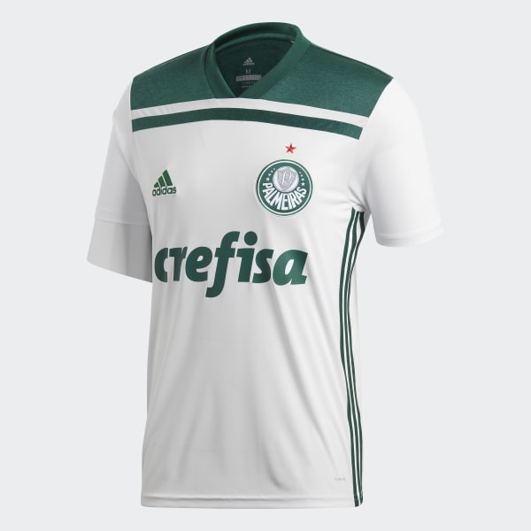 bbac23969b Camisa Palmeiras 2 - Branco adidas