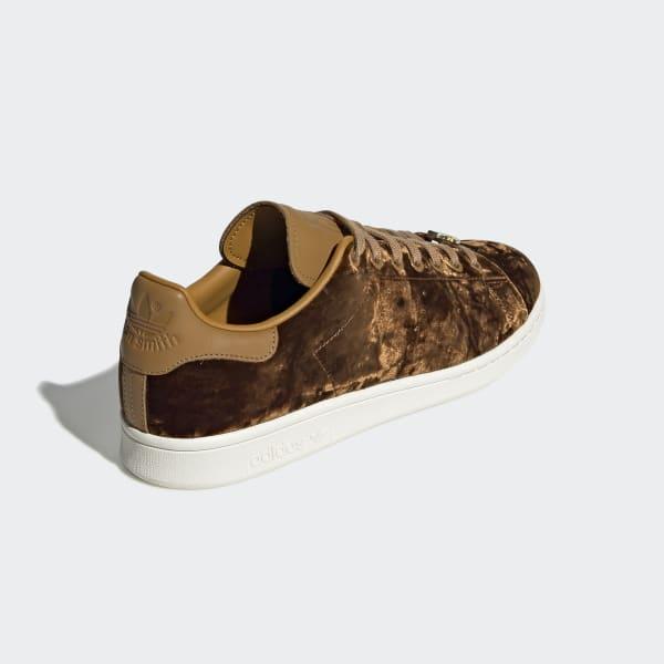 adidas stan smith heren bruin