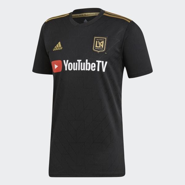 adidas Los Angeles FC Home Shirt 2020