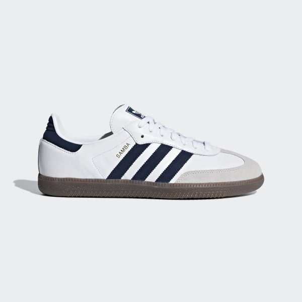Details about Adidas Originals Samba Trainers D96782 Leather Shoes Special Gazelle White White