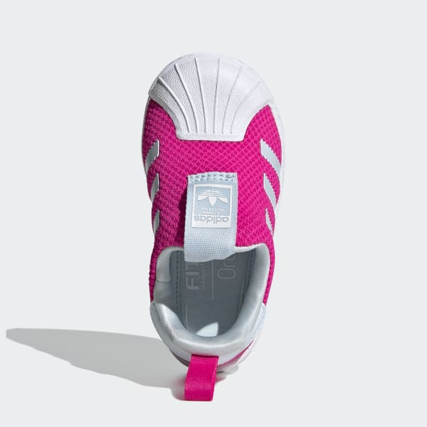 La ciudad aumento Del Sur  adidas Superstar 360 Shoes - Pink | adidas Australia