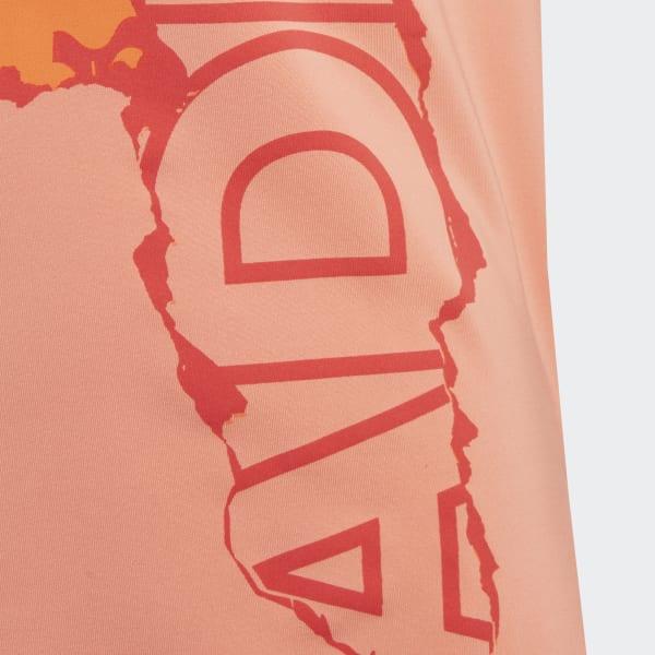 adidas Playera de Entrenamiento Branded - CHALK CORAL S18  df24a5bf94cda
