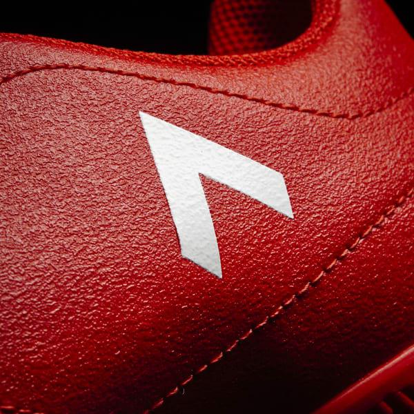 19a290f9e1 Chuteira Ace 17.4 - Futsal - Vermelho adidas