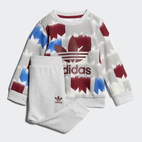 Grphc Crew Set by Adidas