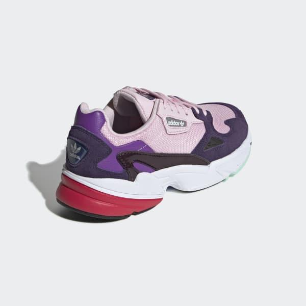 buy popular 5342b d51c8 adidas Falcon Shoes - Pink  adidas US