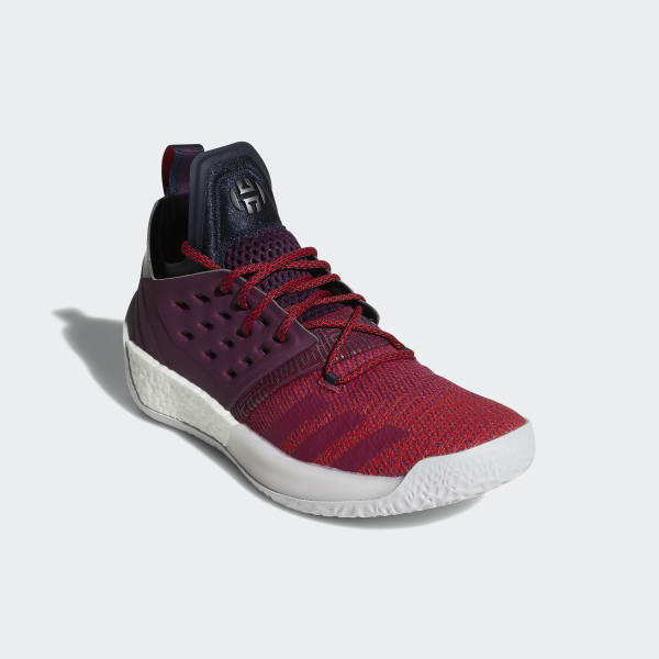 adidas Harden Vol. 2 Shoes - Blue  6c9c21d18e