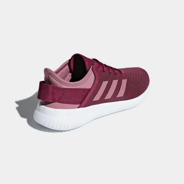 12ddb54df10 Zapatilla Cloudfoam QT Flex - Rojo adidas