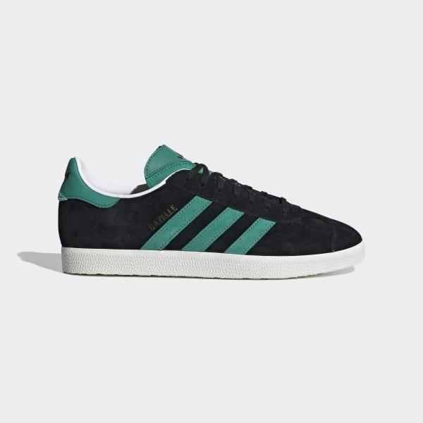 novia Escándalo diluido  adidas Gazelle Shoes - Black | adidas UK