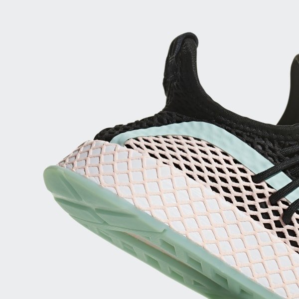 55f5f6be9ceb2 adidas Deerupt S Runner Shoes - Black