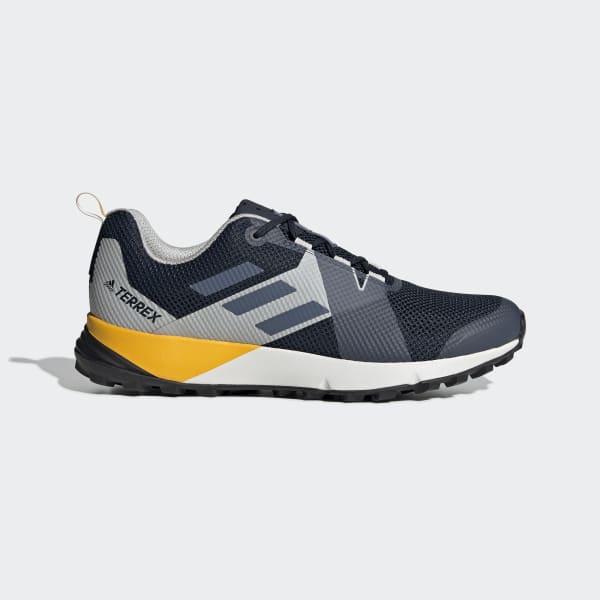 adidas Terrex Two Schoenen Blauw | adidas Officiële Shop