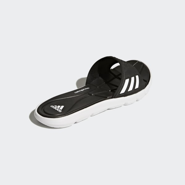 adidas Adipure Cloudfoam Slides Black | adidas Canada