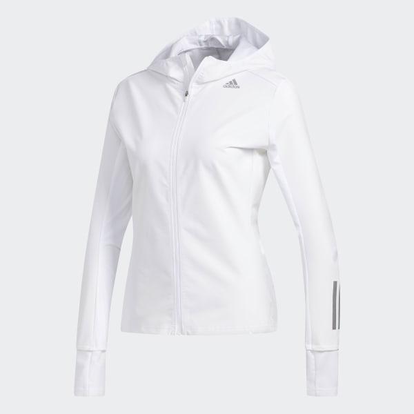 e7fd79675ea8 adidas Response Soft Shell Jacket - White