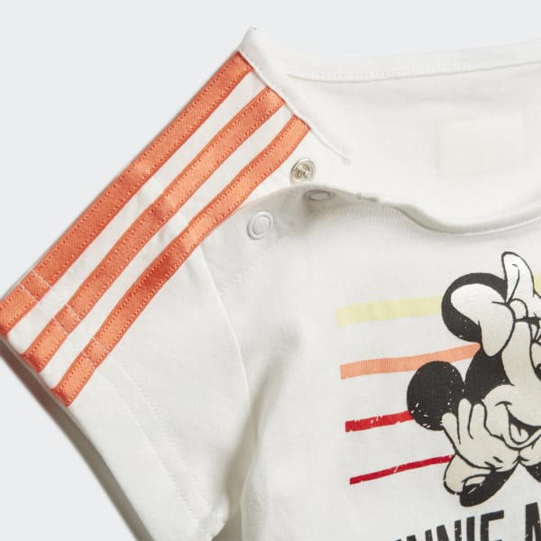 Disney Minnie Mouse Girls T-Shirt and Twill Shorts Set