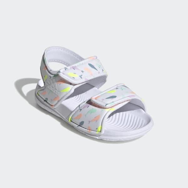 Escribir Culo Comprimido  adidas Sandalias AltaSwim - Blanco | adidas Colombia