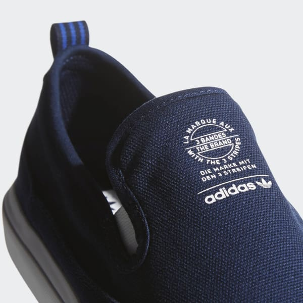 100% authentic 68774 727d9 Zapatillas Matchcourt Slip-on - Azul adidas   adidas Peru