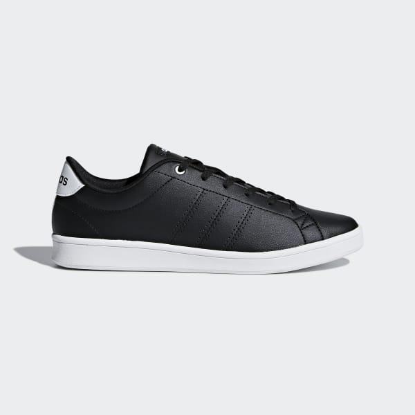 adidas Advantage Clean QT Shoes - Black