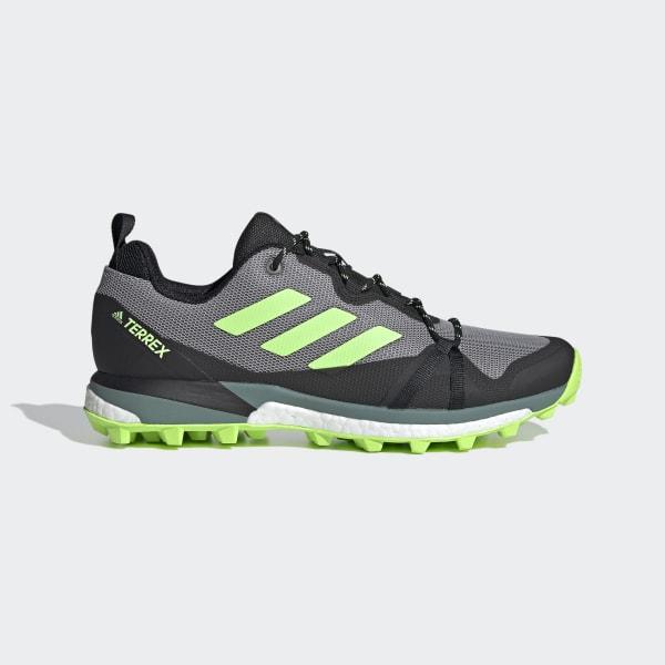 adidas Terrex Skychaser LT Hiking Shoes - Grey | adidas US