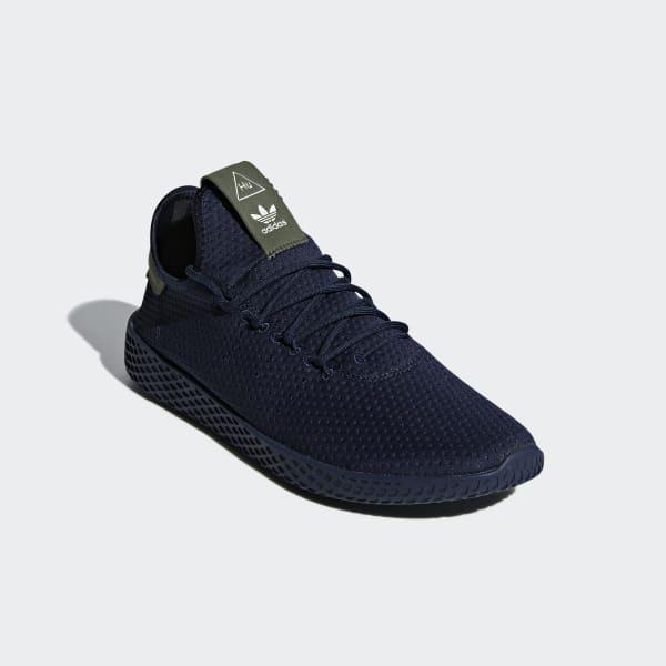 d1d7fca247468 adidas Pharrell Williams Tennis Hu Shoes - Blue