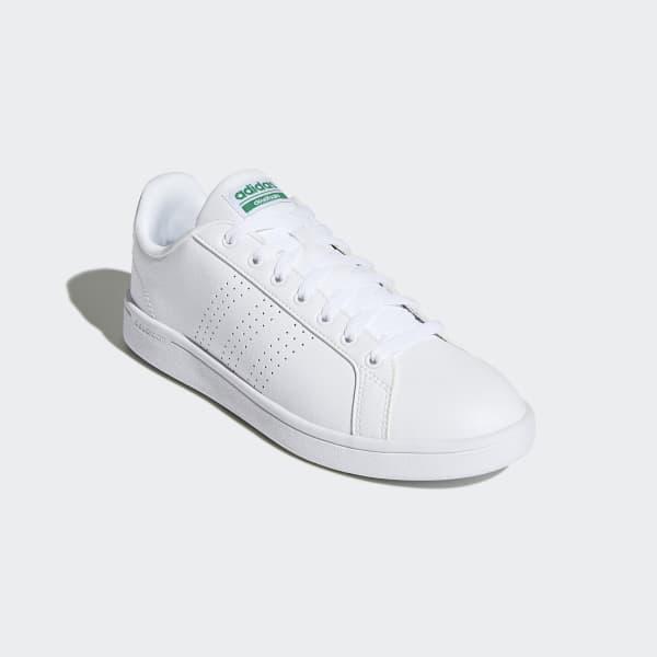198661b2499c5 adidas Tenis Cloudfoam Advantage Clean - Blanco
