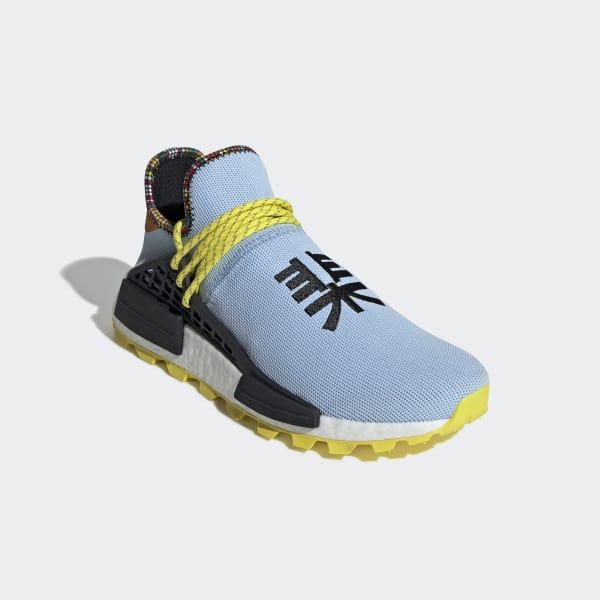 adidas PW SOLAR HU NMD - Black  9ffdeac1058f