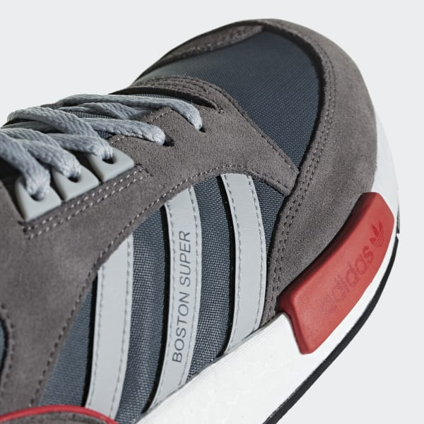 classic fit 930d6 81bc4 adidas Boston SuperxR1 Shoes - Grey | adidas US