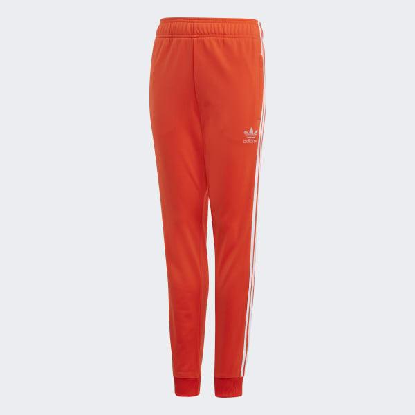 Pantalon de survêtement SST - Orange adidas