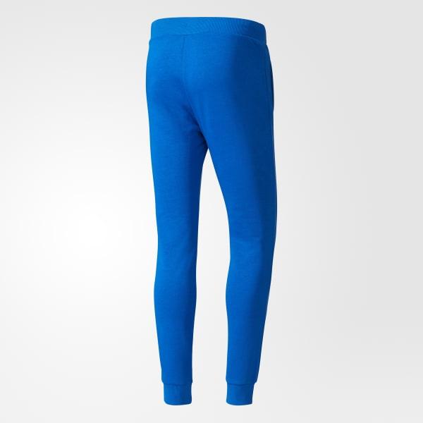 adidas Pantalón Cuffed Track - Azul  2ef08cc04e20